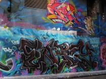 Hosier Lane : street art à ciel ouvert