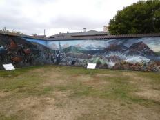 Peintures murales à Sheffield
