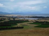 En route pour la péninsule Tasman