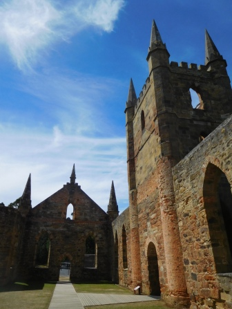 Eglise de Port Arthur