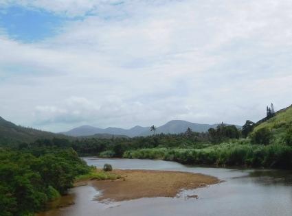 Les rivières au coeur de la chaîne