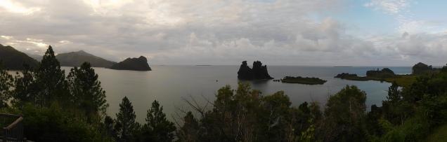 Panorama de Hienghène
