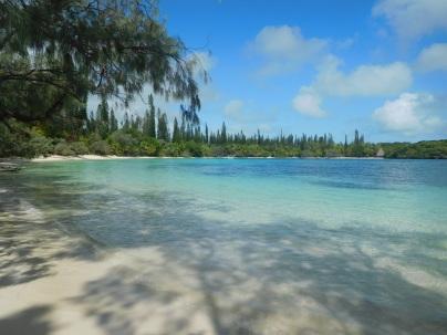 Baie de Kanuméra, on ne s'en lasse pas