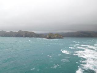 Bye bye île du sud