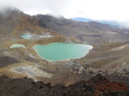 Les lacs d'émeraude