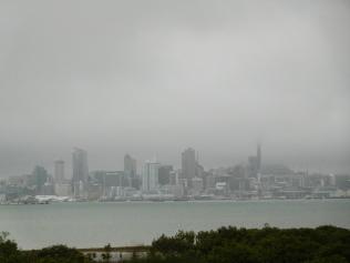 Temps ensoleillé sur Auckland