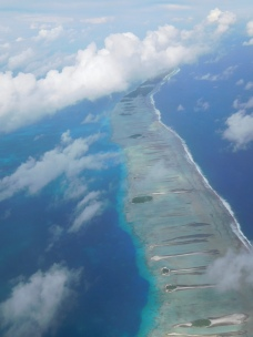 La barrière corallienne