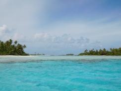 Excursion à l'île au récif