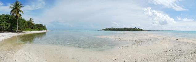 île au récif