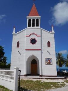 Eglise pimpante