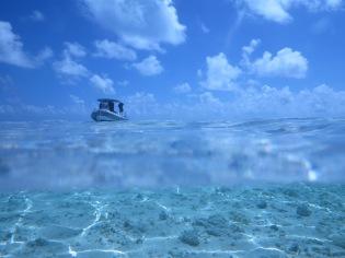 Une eau tellement claire