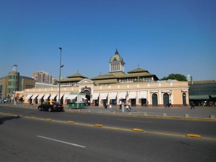 Le marché central