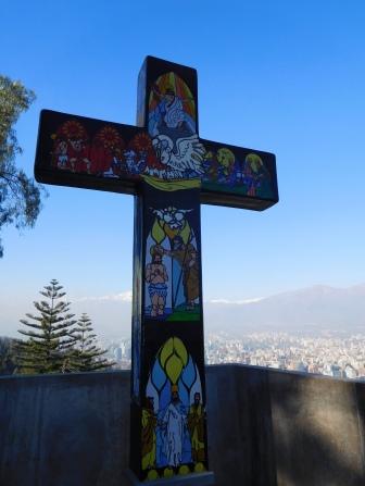 Chemin de croix insolite
