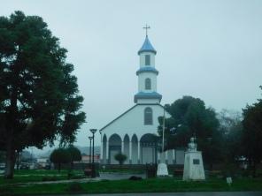 Iglesia Nuestra Señora de los dolores de Dalcahue