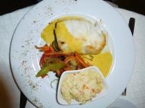 Mérou sauce curry