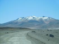 Route de l'altiplano