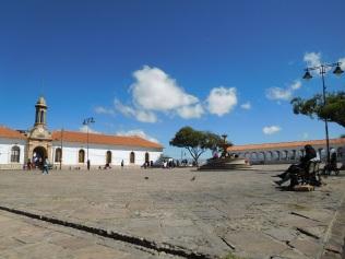 Plaza de la Recoleta