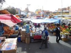 Marché de rue