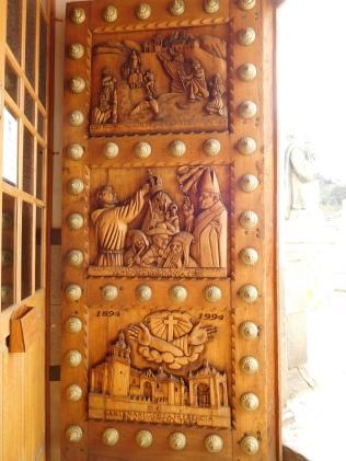 L'histoire de la fabrication de la vierge