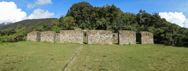 1ers vestiges Inca