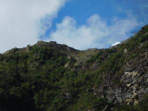 Zoom sur le Machu Picchu