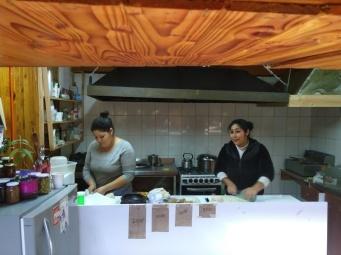 Empanadas minute au marché