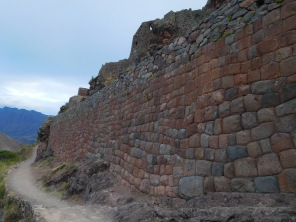 Encore un mur impressionnant
