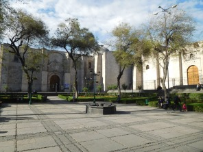 Place d'Arequipa