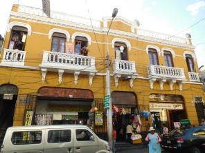 Ruelle d'Arequipa