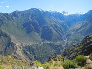 Découverte du 2ème plus grand canyon du monde