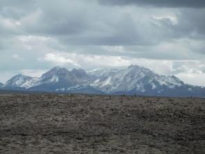 La chaîne des volcans