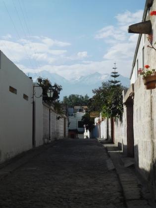 Ruelle de Yanahuara